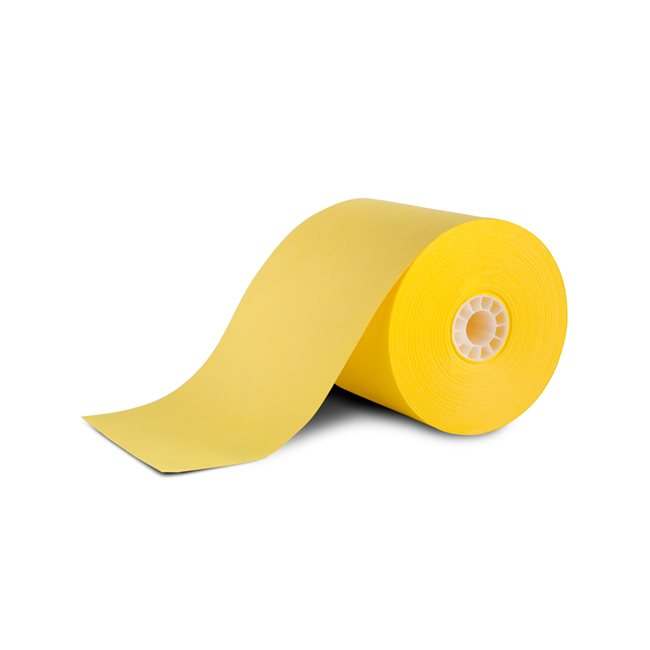 Consumibles - Rollo de papel - Cleaner Supply - Naranja - Und